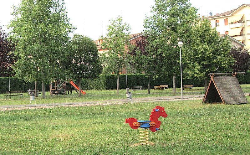 Öffentlicher  Stadtpark