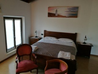 Double Room: Le Colombe